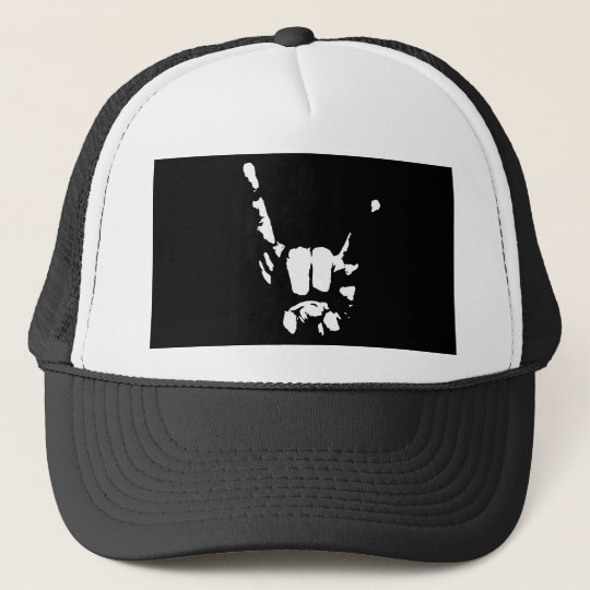 Rock of Shadows Trucker Hat