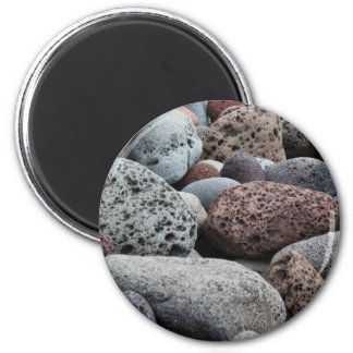Rock on! 2 inch round magnet