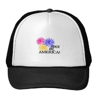 Rock On,America! Trucker Hat