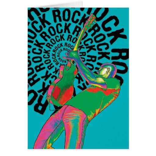 Rock On! Card