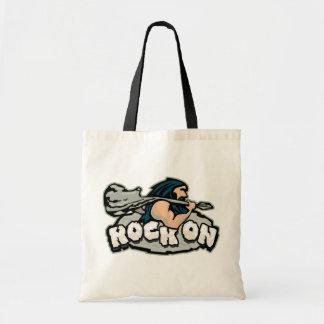 Rock On Caveman Bags