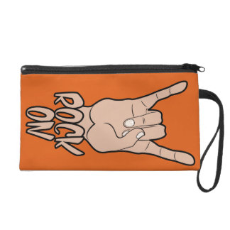 ROCK ON custom color accessory bags
