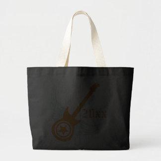 Rock on! Custom Guitar Graduation Bag (orange)