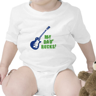 Rock On! Dad Bodysuit