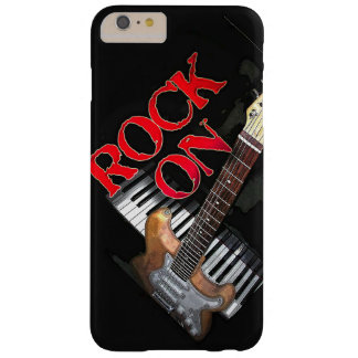 """Rock On"" Design by Leslie Harlow Barely There iPhone 6 Plus Case"