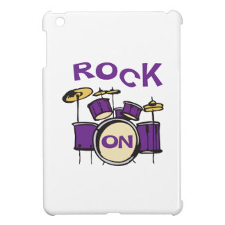 ROCK ON DRUMS CASE FOR THE iPad MINI