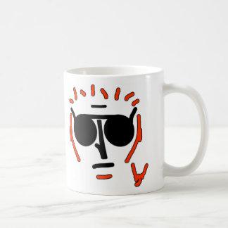 Rock On Dude Classic White Coffee Mug