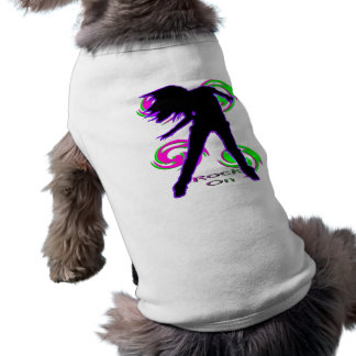 Rock On Girl T-Shirts & Gifts