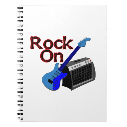 Rock On Guitar & Amp Journal