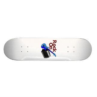 Rock On Guitar & Amp Skateboard