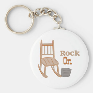 Rock On Keychains