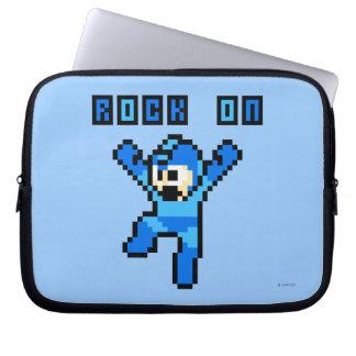 Rock On Laptop Computer Sleeves