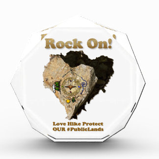ROCK ON! Love Hike Protect Our Public Lands Award