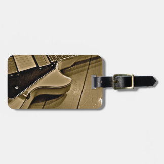 Rock On Luggage Tags