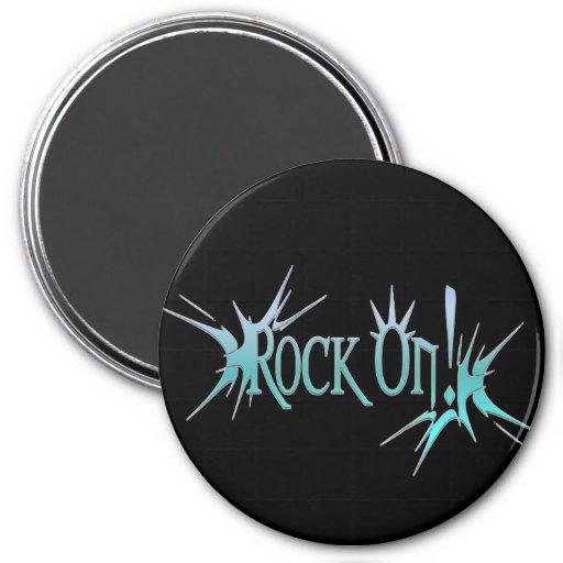Rock On! Magnet 2