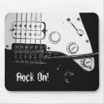 Rock On! Mousepad