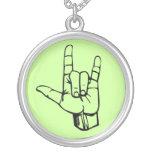 Rock On! Custom Necklace