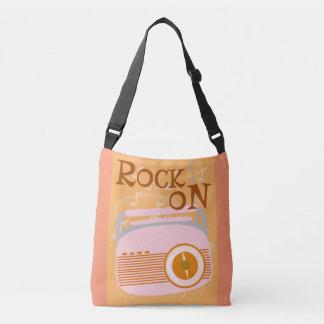 Rock On Radio Crossbody Bag