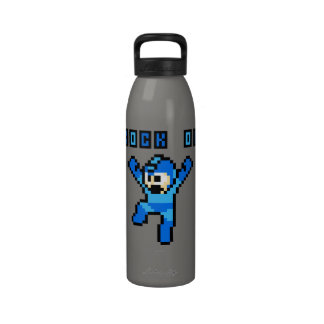 Rock On Reusable Water Bottle
