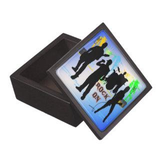 Rock On - Rock n' Roll Band Premium Gift Box