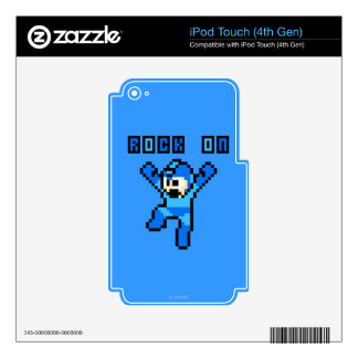 Rock On Skins For iPod Touch 4G
