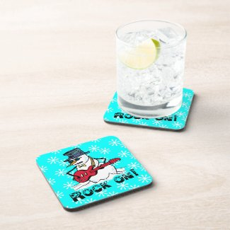 Rock On Snowman Coaster
