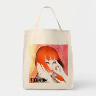 Rock On Tote Bags