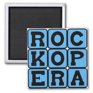 Rock Opera, Music Genre Magnets