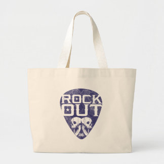 Rock Out Canvas Bags