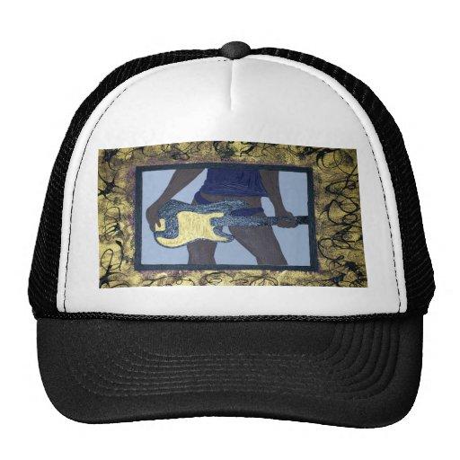 Rock Out by Kenya Verrett Trucker Hat