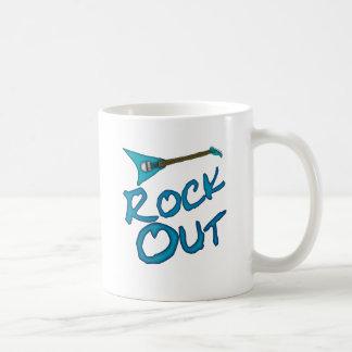 Rock Out Coffee Mug