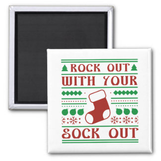 Rock Out Magnet