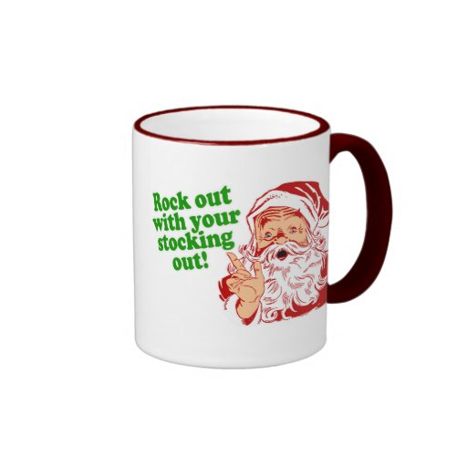 Rock out with your sock out mugs