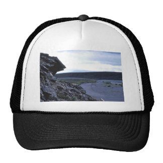 Rock Outcropping on the Noatak River Trucker Hat