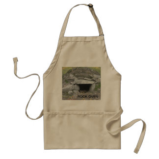 Rock Oven apron