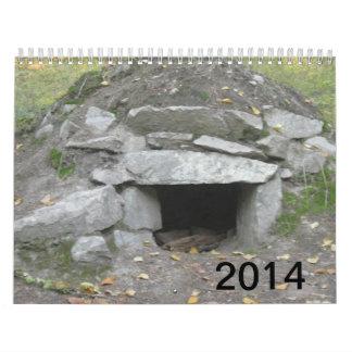Rock Oven Calendar