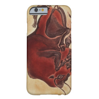 Rock painting of a bison, late Magdalenian Barely There iPhone 6 Case