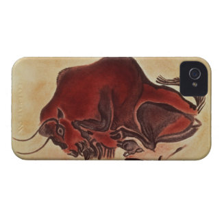Rock painting of a bison, late Magdalenian Case-Mate iPhone 4 Case