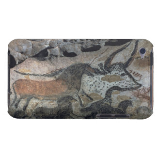 Rock painting of a bull and horses, c.17000 BC (ca iPod Case-Mate Case