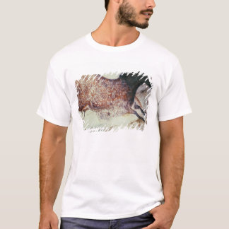 Rock painting of a galloping horse, c.17000 BC T-Shirt