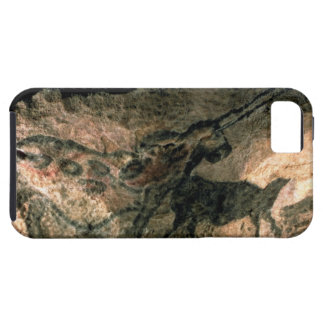 Rock painting of a horned animal, c.17000 BC (cave iPhone SE/5/5s Case