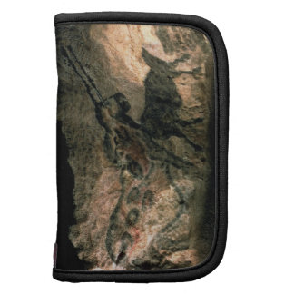 Rock painting of a horned animal, c.17000 BC (cave Organizers