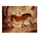 Rock painting of a horse, c.17000 BC Postcards