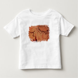 Rock painting of a hunting scene, c.17000 BC Tee Shirt