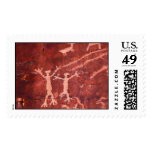 Rock Painting Postage