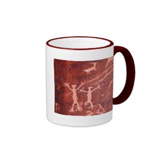 Rock Painting Ringer Mug