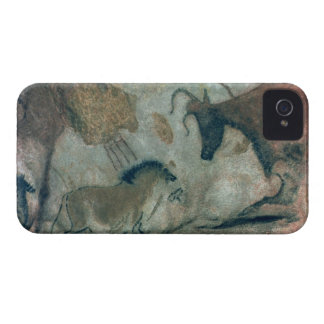 Rock painting showing a horse and a cow, c.17000 B Case-Mate iPhone 4 Case