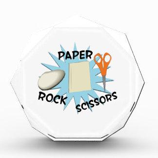 Rock Paper Scissors Award