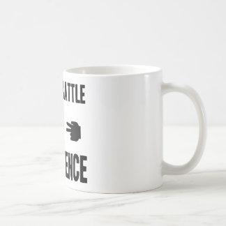 Rock, Paper, Scissors Coffee Mug