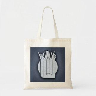 Rock, Paper, Scissors, Enigma Tote Bag